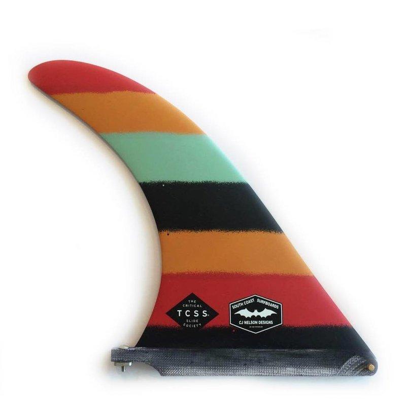 The Critical Slide Society TCSS CJ Stripe fin