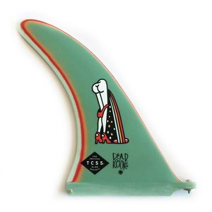 The Critical Slide Society TCSS Deadkooks 10'5 fin
