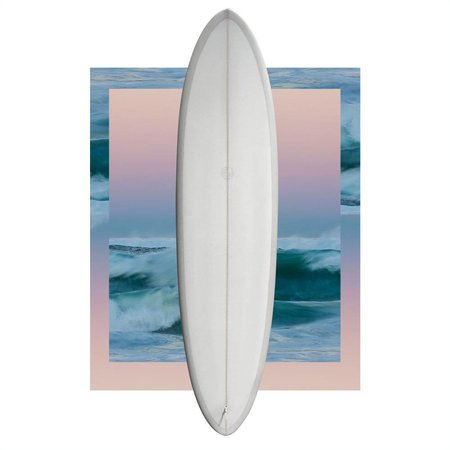Bob Mitsven 7'6 egg // SOLD