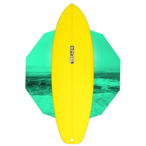 Pyzel Rat Skull 5'6 /SOLD/