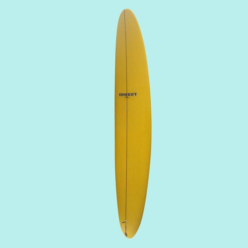 Trimcraft rebowls 7'0 yellow // SOLD,  SRRY