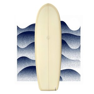 Bob Mitsven 5'6 Mini Simmon // SOLD