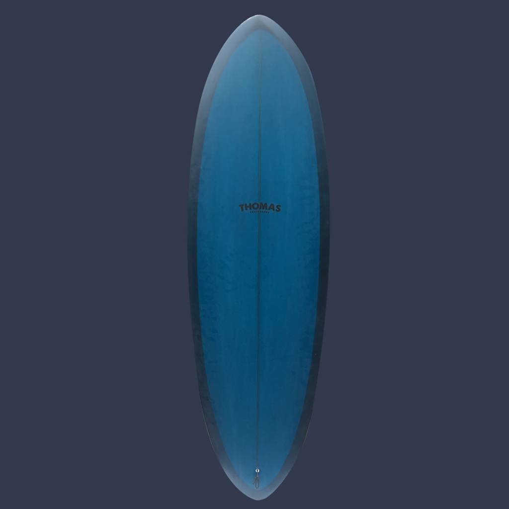 Thomas Bexon Bantom Egg 5'10 Blue