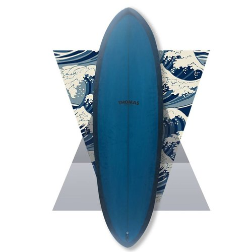 Thomas Bexon Bantam Egg 5'10 Blue // SOLD
