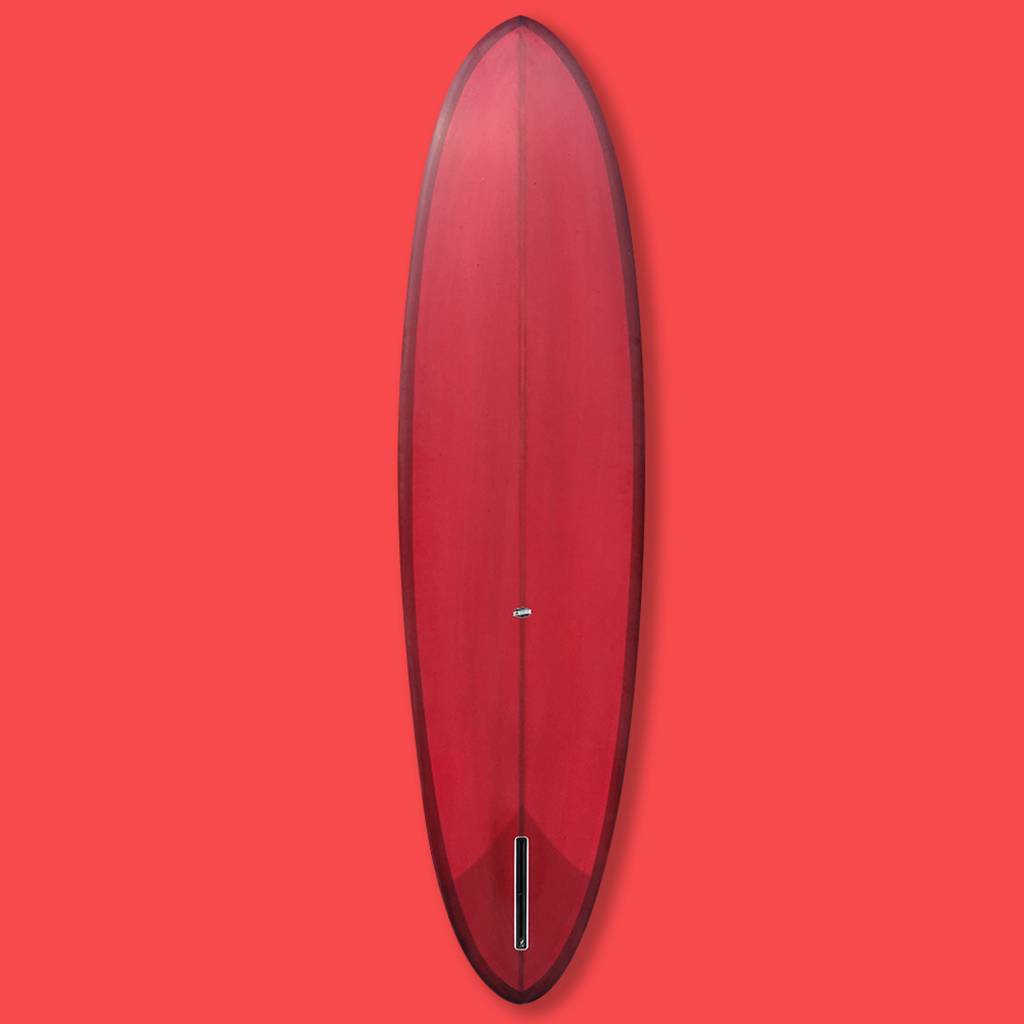Troy Elmore Eggman single 7'4 surfboard - SOLD, SORRY!