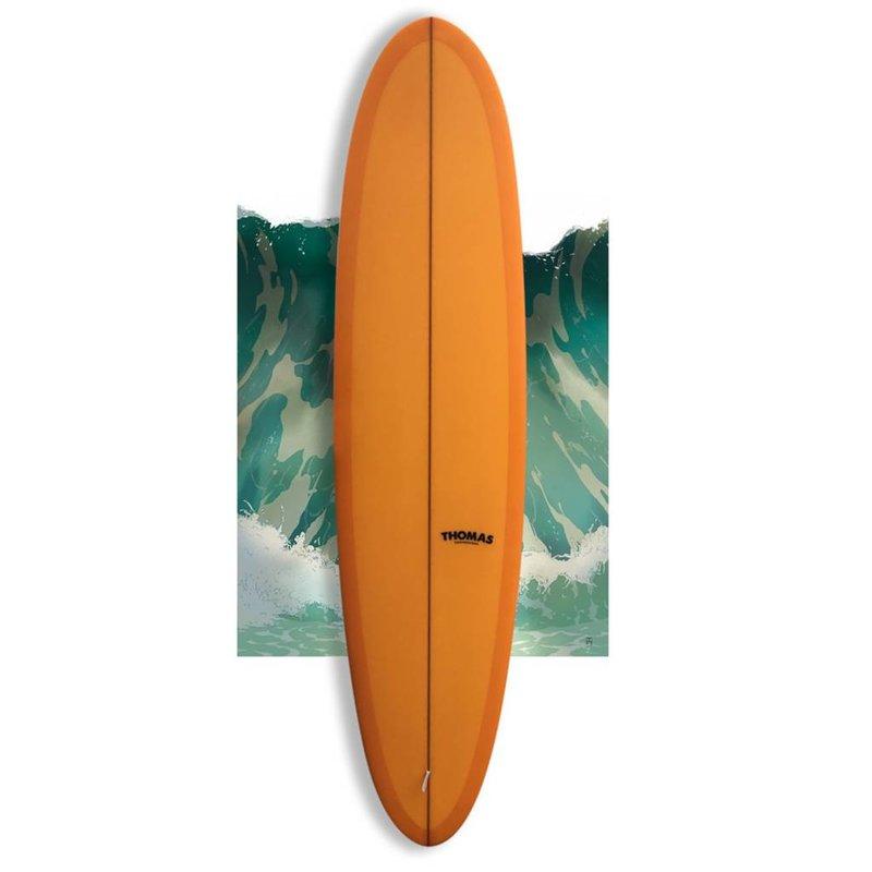 Thomas Bexon hullabaloo 7'9 orange // SOLD