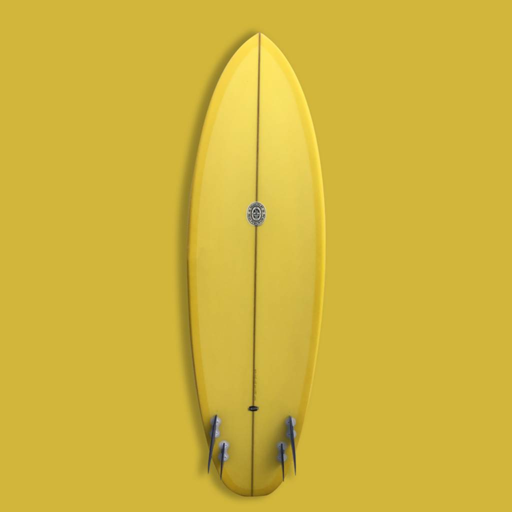 Neal Purchase Junior Quartet 6'0 // SOLD