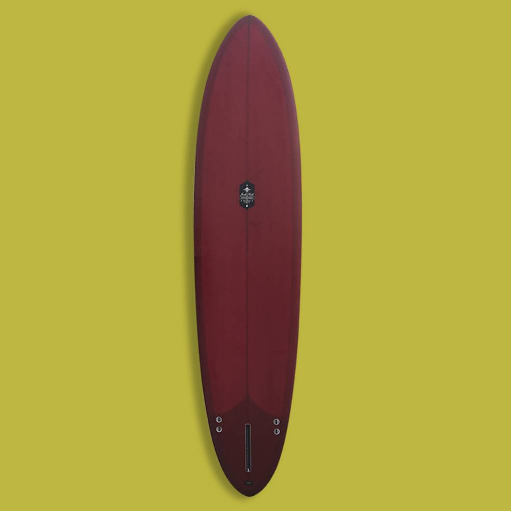 Josh hall panacea egg 8'2 red