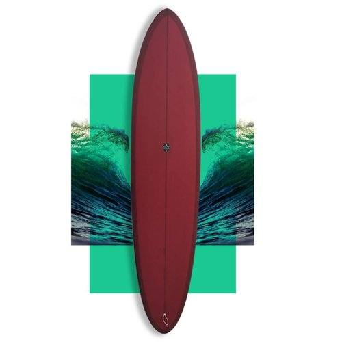 Josh hall panacea egg 8'2 red/SOLD/