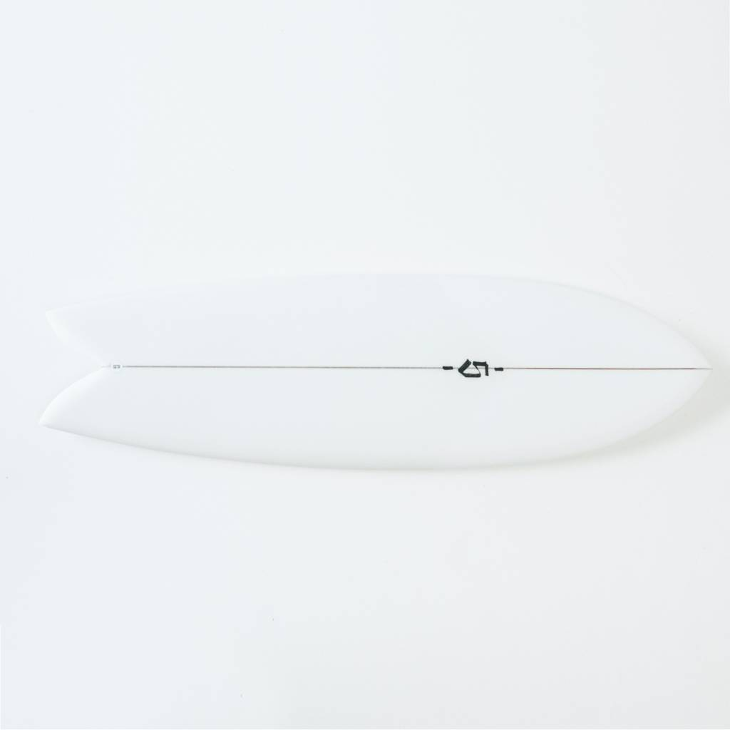 SPOE SURFBOARDS BUMP TWIN 5'8 // SOLD