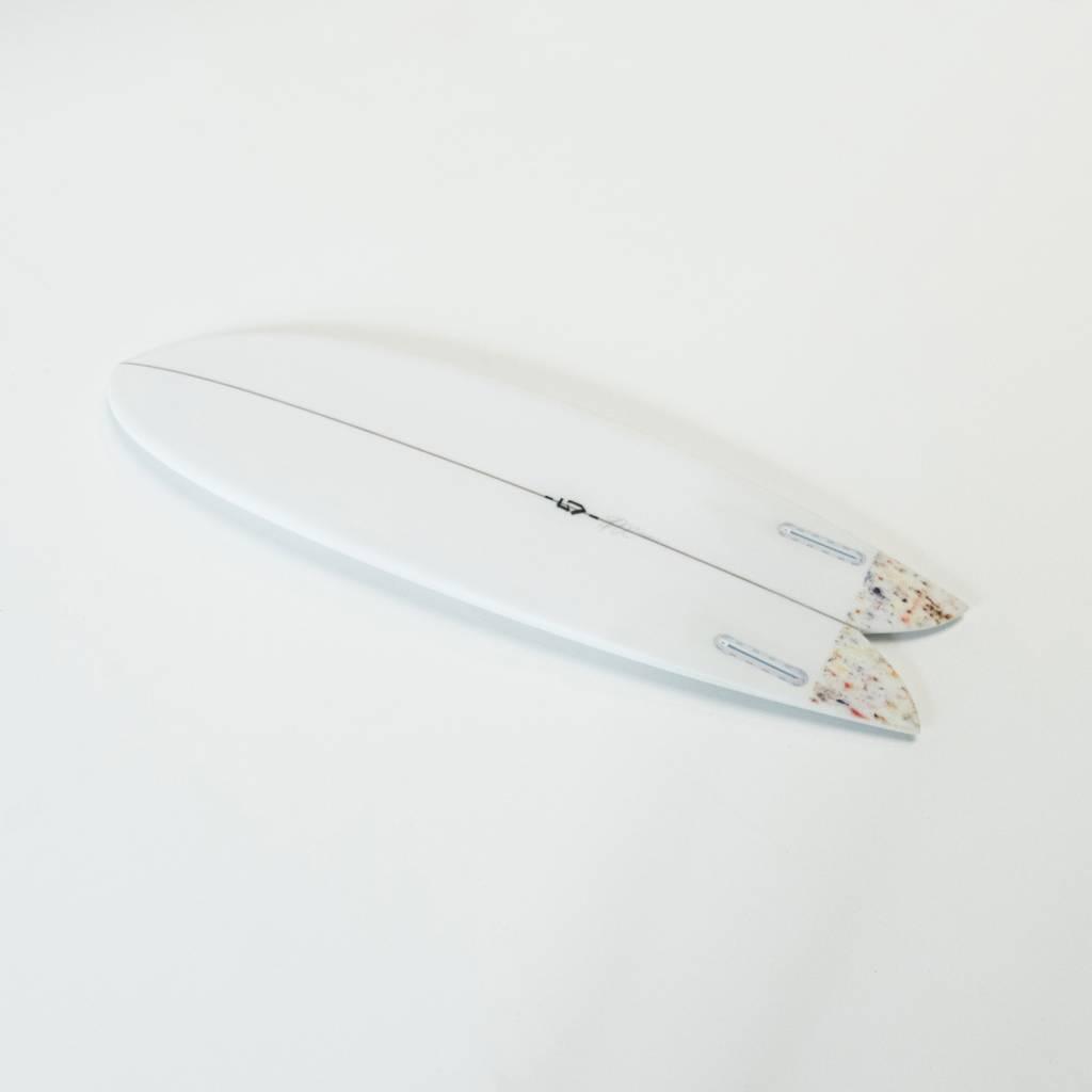 SPOE SURFBOARDS BUMP TWIN 5'8