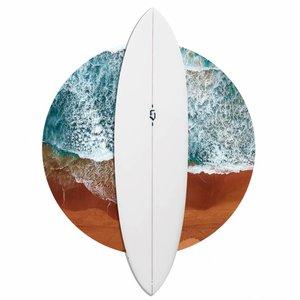 SPOE SURFBOARDS G.JACK MINI TWIN 7'0