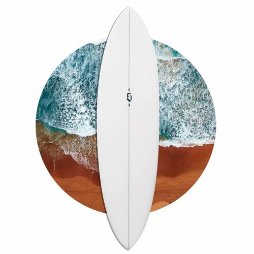 SPOE SURFBOARDS TWIN 7'0