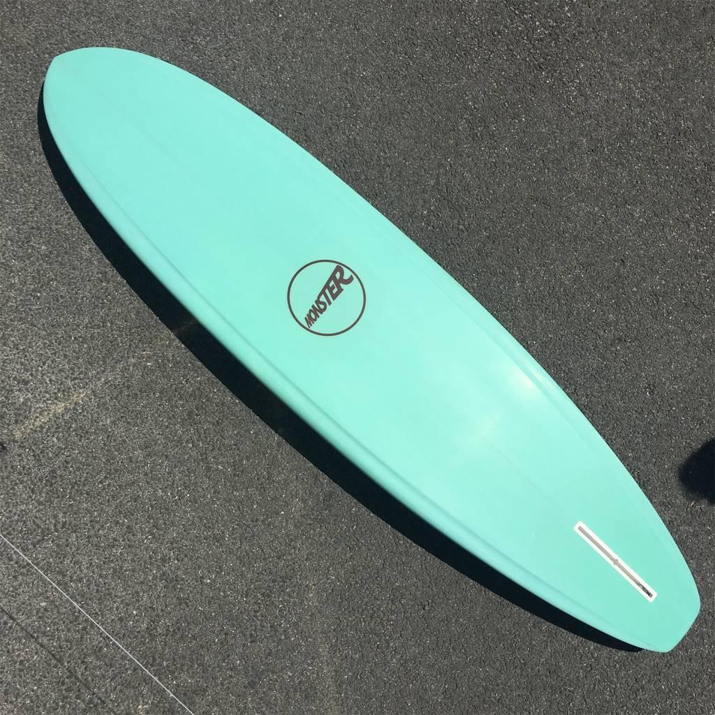 Monster edge rail single 7'3 turquoise
