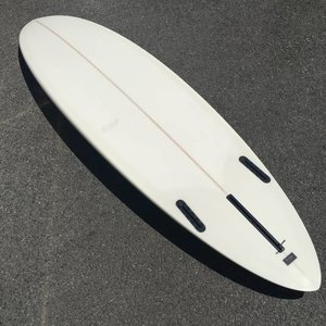 Fernand numero 2+1 white 7'2 // SOLD, SORRY