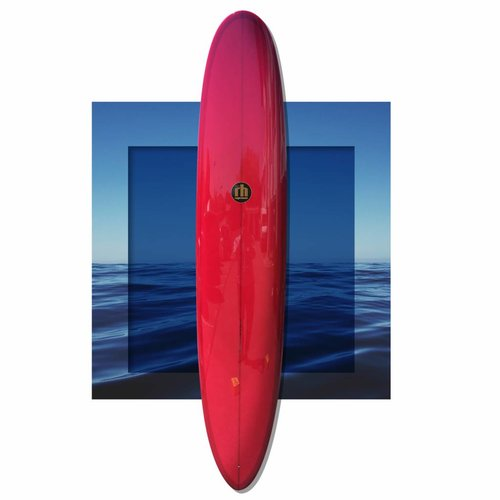 ROGER HINDS 9'6 GLIDER RED