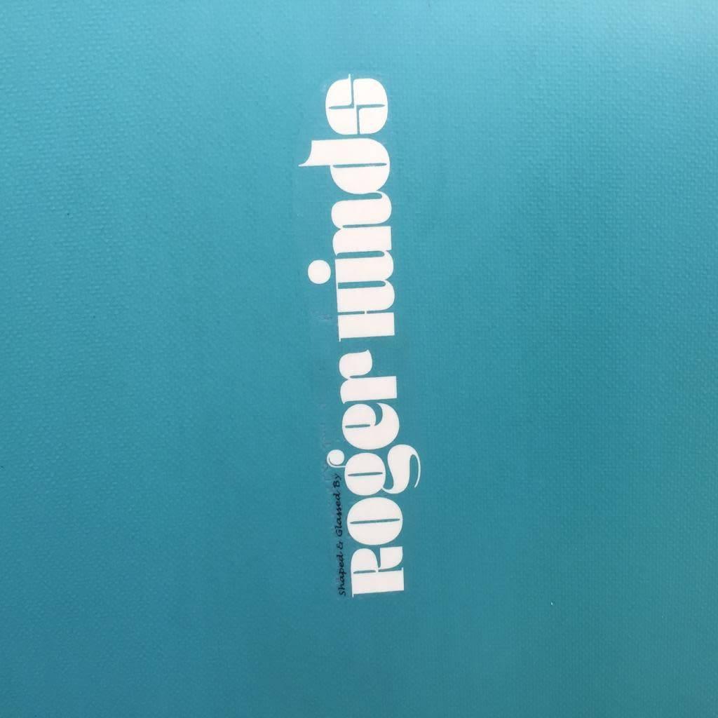 ROGER HINDS King Fish 5'7