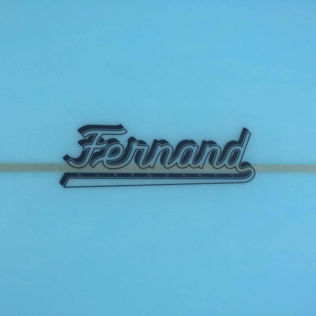 Fernand Surfboards Numero 0 GL 9'0
