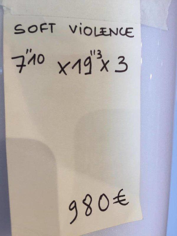 SOFT VIOLENCE 7'10 // SOLD