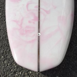 Panther Surfboards 8' Chat de Gouttière