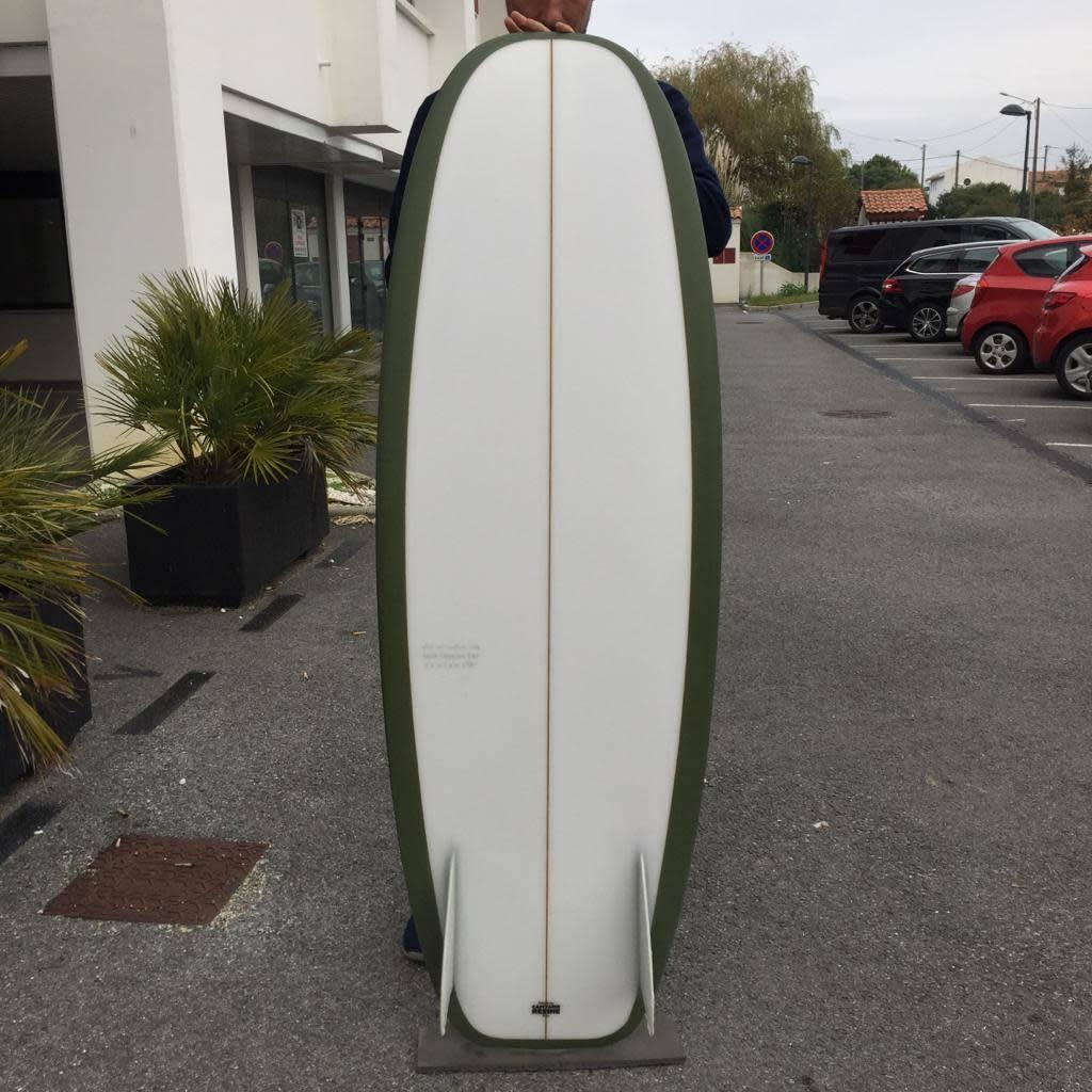 Fernand Surfboards Numero 2 Mini Simmons 5'4