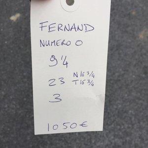 Fernand Surfboards Numero 0MAT 9'4 //  SOLD