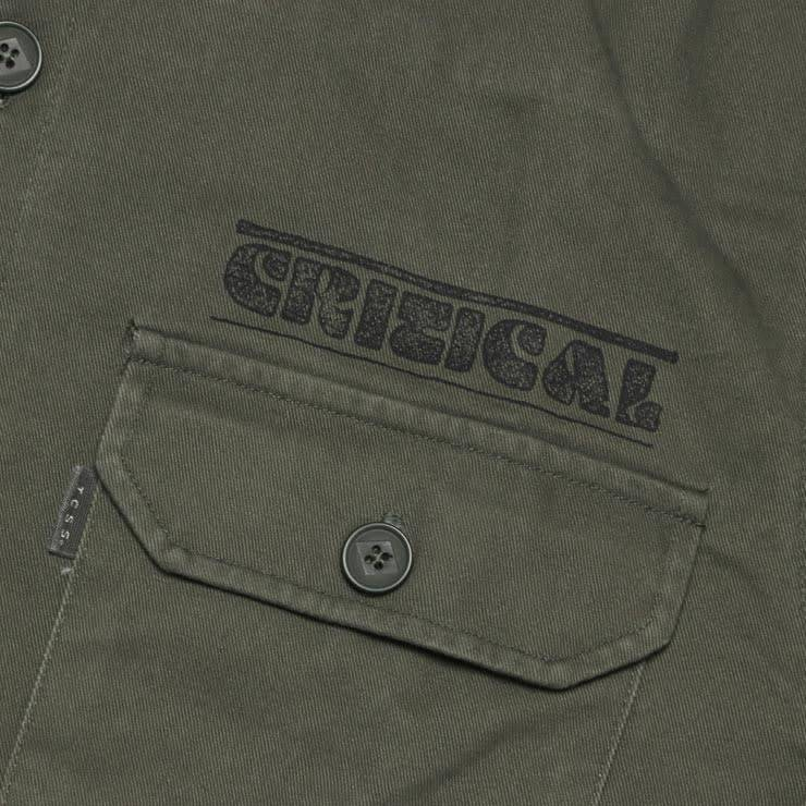 The Critical Slide Society TCSS cartel L/S shirt