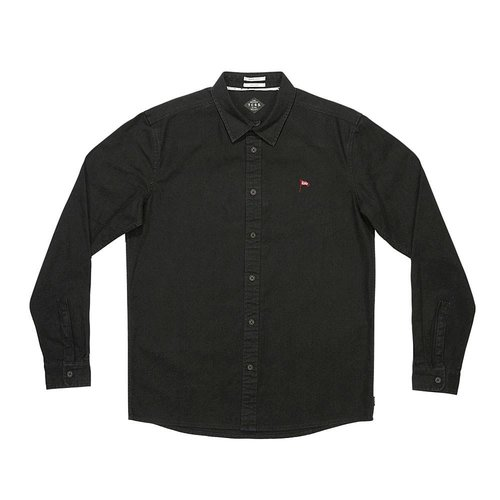 The Critical Slide Society TCSS Patriot Black Longsleeve Shirt