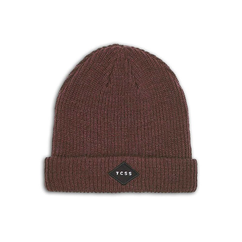 The Critical Slide Society TCSS standard beanie chocolate