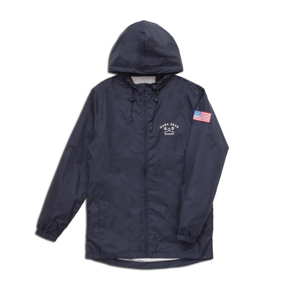 Dark seas samoa jacket