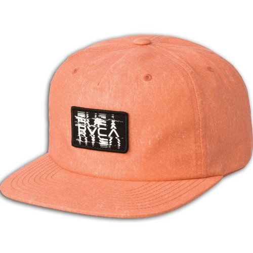 RVCA RVCA RTS UNSTRUCTURED Cap Orange