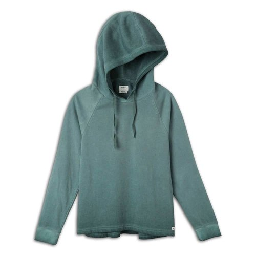 RVCA RVCA Women's Hot Mod Acid Wash Hoody