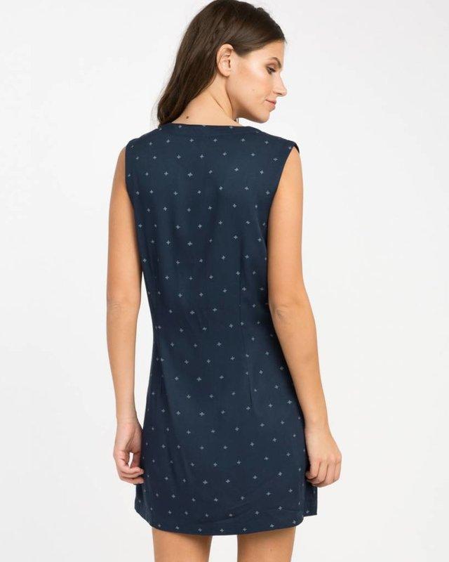 RVCA RVCA Fairness Printed Dress