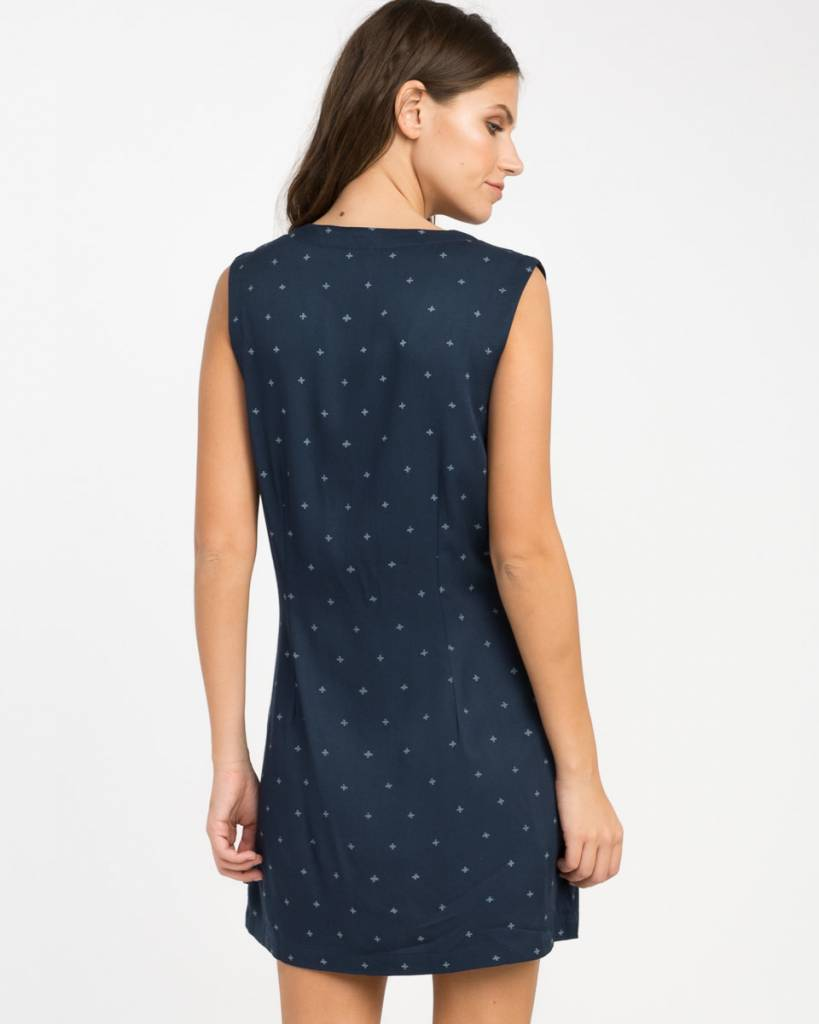 RVCA RVCA Fairness Printed Dress
