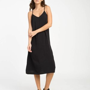 RVCA RVCA Chasing Shadows Midi Dress
