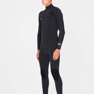 NCHE 4/3 Black Fullsuit