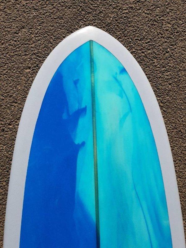 Thomas Bexon Tugu 9'1 Pintail Longboard // SOLD //