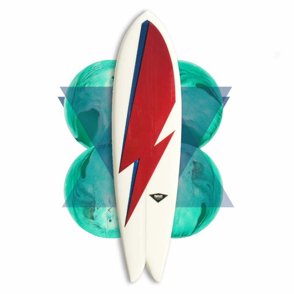 Panther 6'8 Fish Single Fin