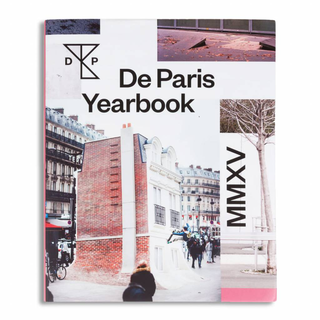 De Paris yearbook 2015