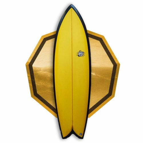 Addiction Surfboards B52 Keel fish 5'8