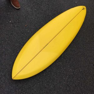 Thomas Bexon Nameless Single 6'6 // SOLD //