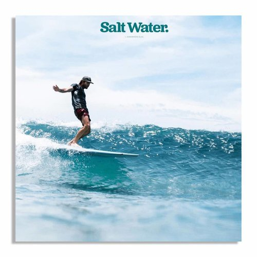 Salt Water Magazine Volume 1 - Somewhere Else
