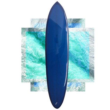 Bob Mitsven 8'4 Magic surfboard // SOLD
