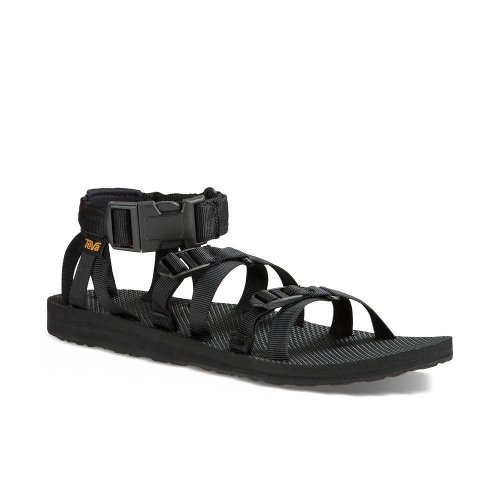Teva Alp Deep Teal & Black Sandal