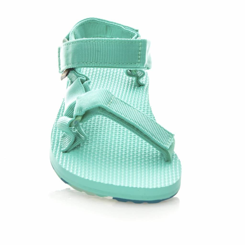 Teva Original Universal Marbled Aqua Sandal