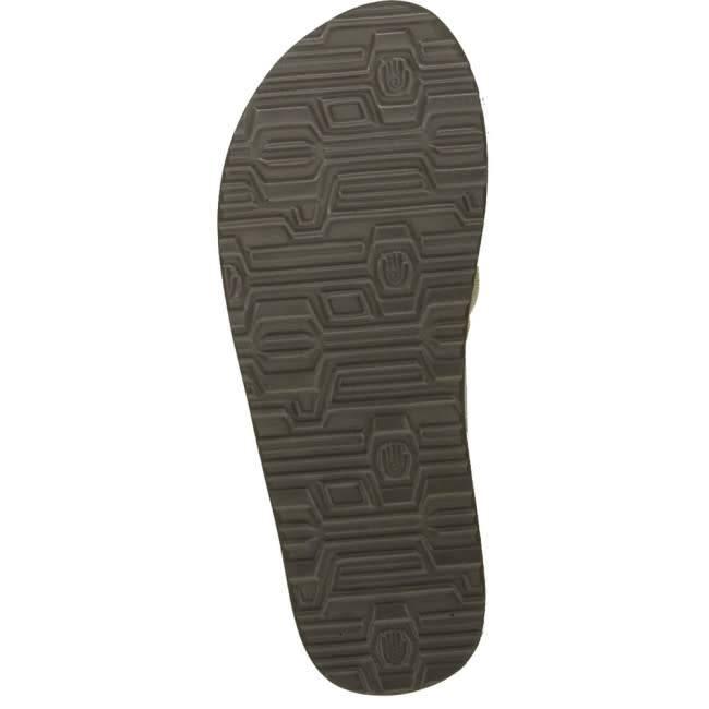 Teva Mush II Canvas Dune Sandal