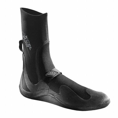 Xcel Wetsuits Xcel Xplorer Round Toe Wetsuit Boot 3mm