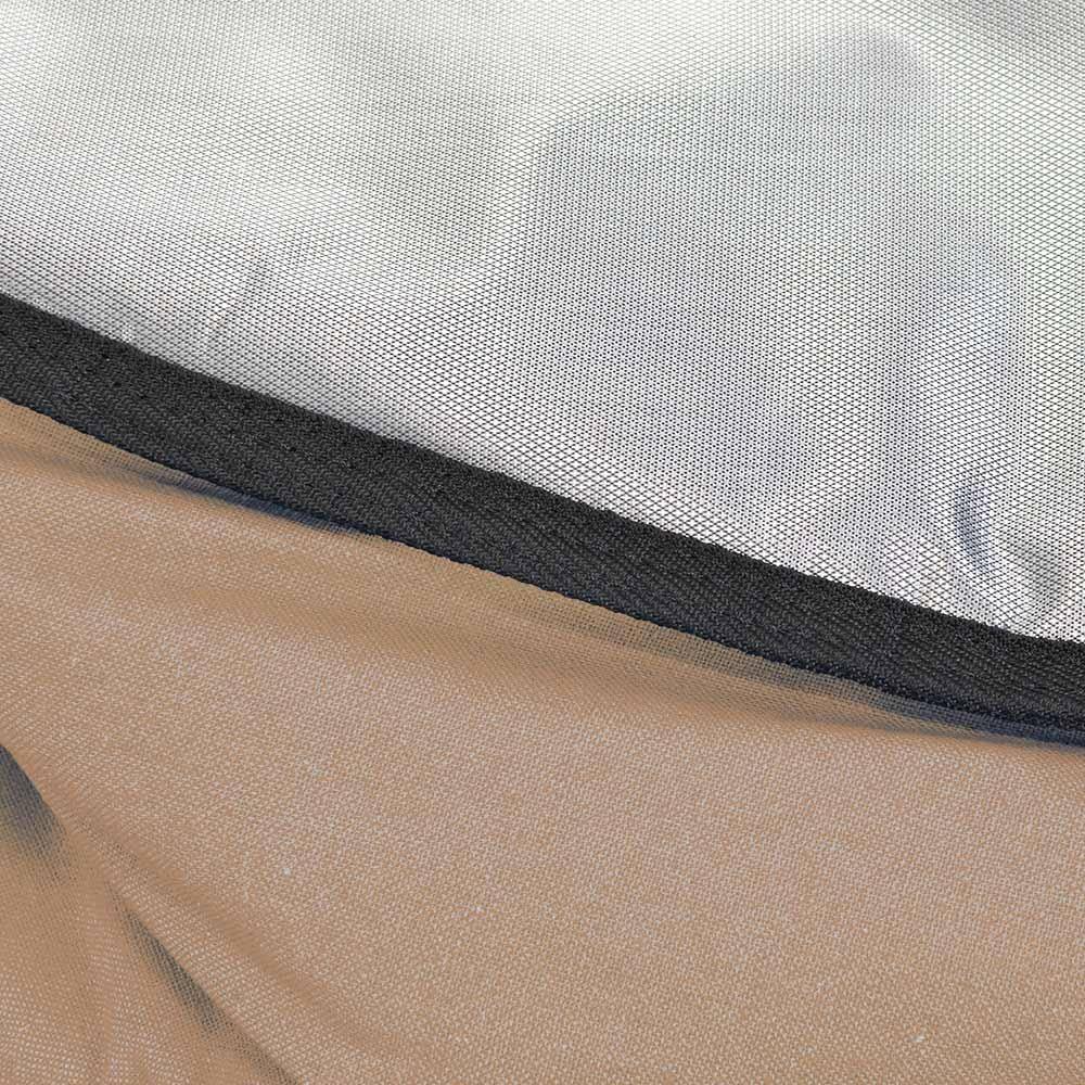 Wavetribe Wavetribe 6'8 wheeled hemp triple travel boardbag blue