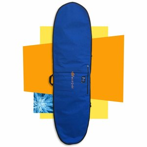 Wavetribe Wavetribe 8'6 mid hemp daybag single boardbag blue