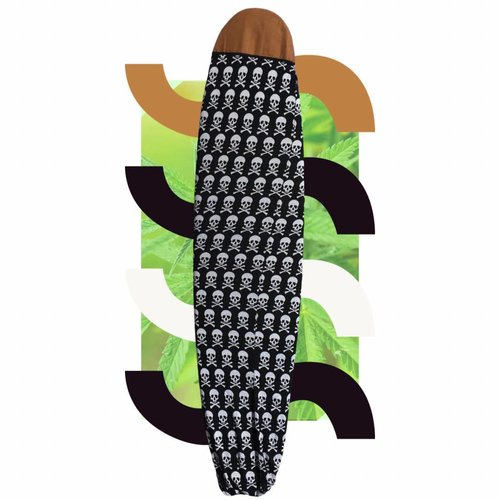 Wavetribe Wavetribe Skull Eco Boardsock